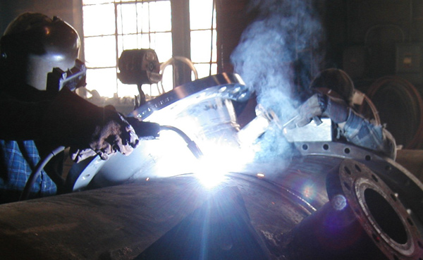 Welding Amp Weld Repair Services A B Duffy Inc